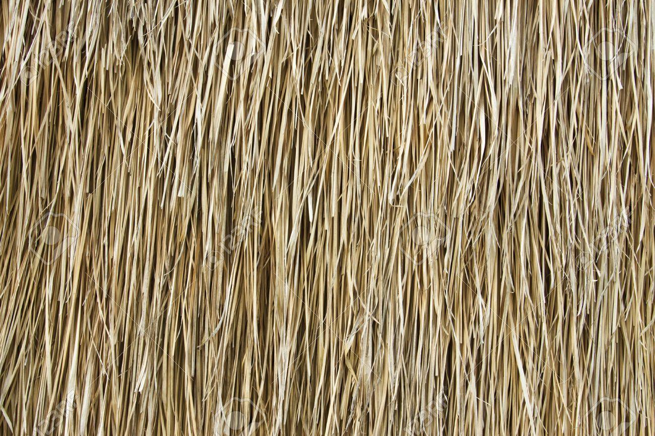 paredes de paja seca foto de archivo