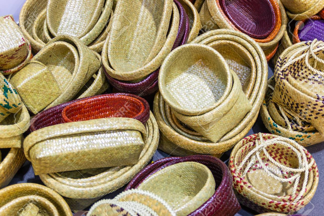 Community Products Weaving A Wicker Basket Basketry Fruit Basket Stock Photo Picture And Royalty Free Image Image 118054967