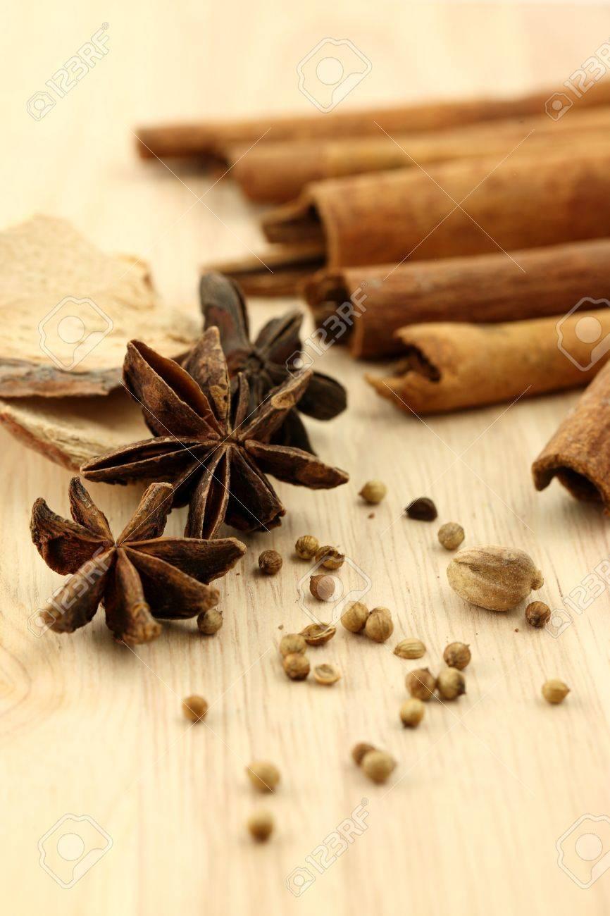 Chinese herbal medicine Stock Photo - 10278182