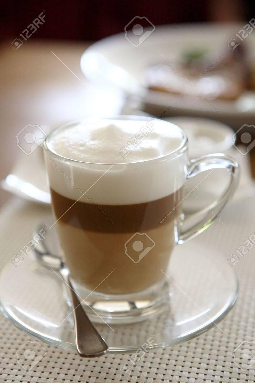 coffee on wood background Stock Photo - 11010783