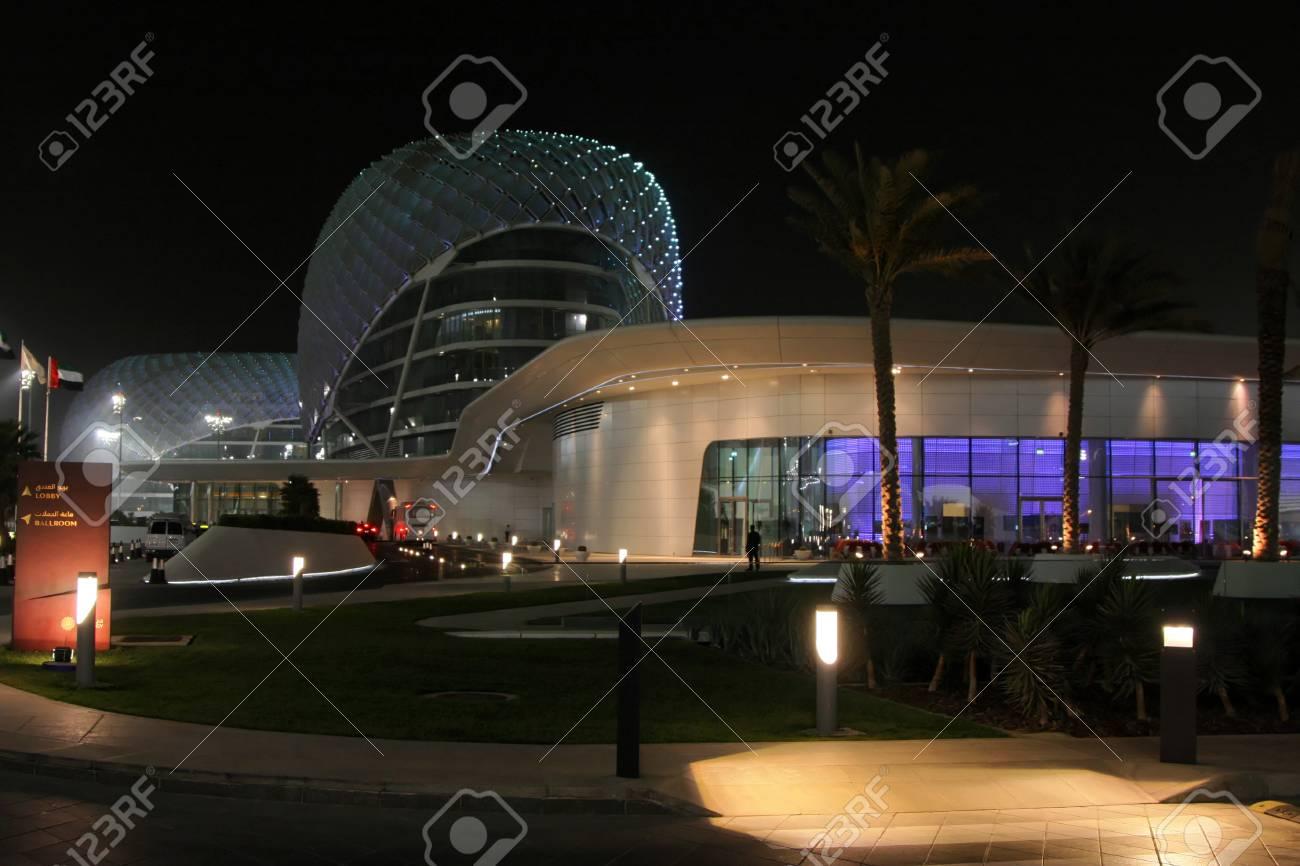 Circuito Yas Marina : Abu dhabi emiratos Árabes unidos 20 de marzo de 2012: el circuito
