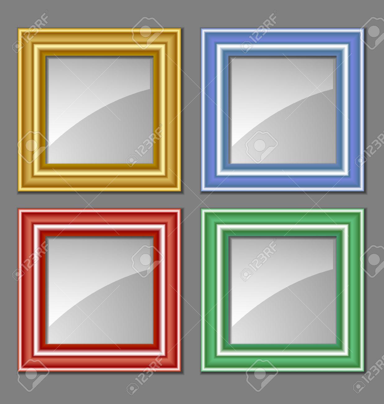 Cornici Colorate Per Foto cornici colorate adatte per quadri, dipinti e specchi