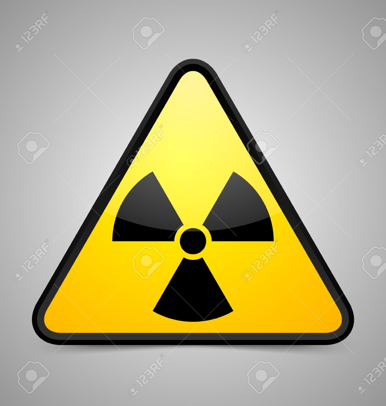 Nuclear symbol isolated on grey background royalty free cliparts nuclear symbol isolated on grey background stock vector 14765676 biocorpaavc Gallery