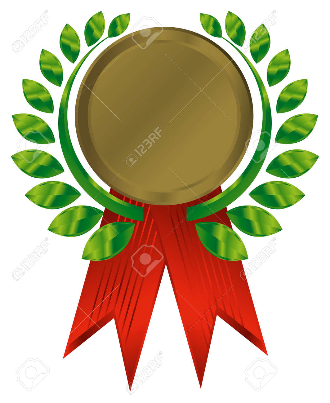 award ribbons. This image is a vector illustration and can be scaled to any size without loss of resolution. - 3883899
