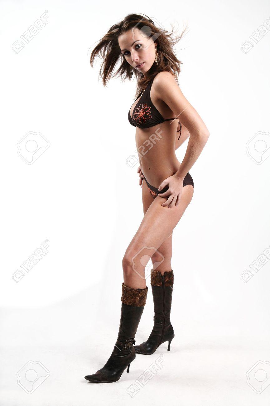 Young girl in heels pics 640