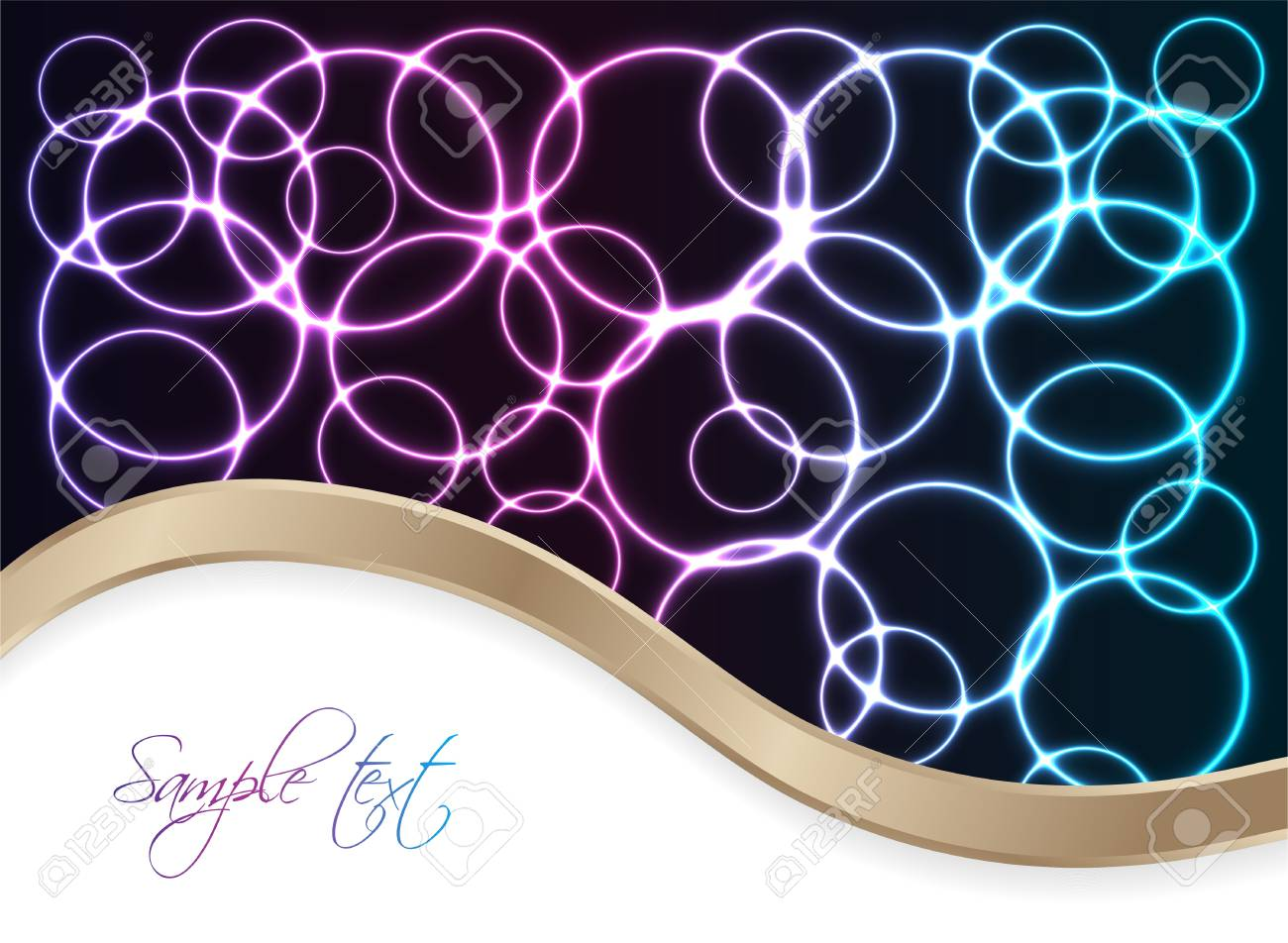 plasma background with special design Stock Vector - 13459616