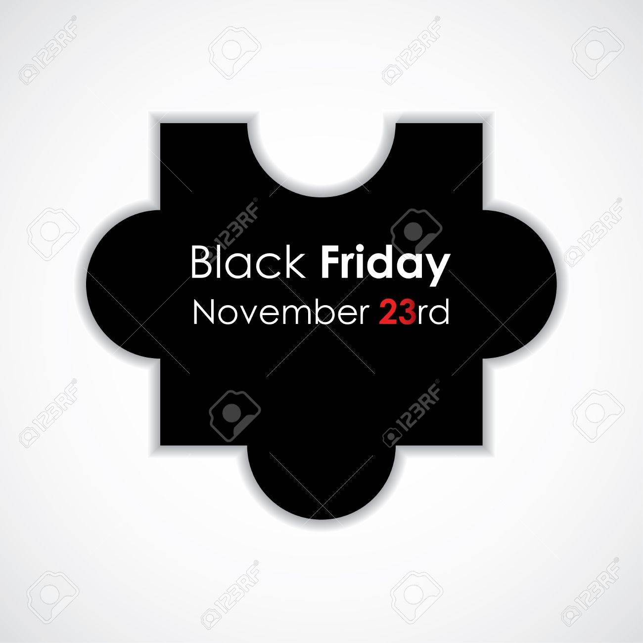 pussel black friday