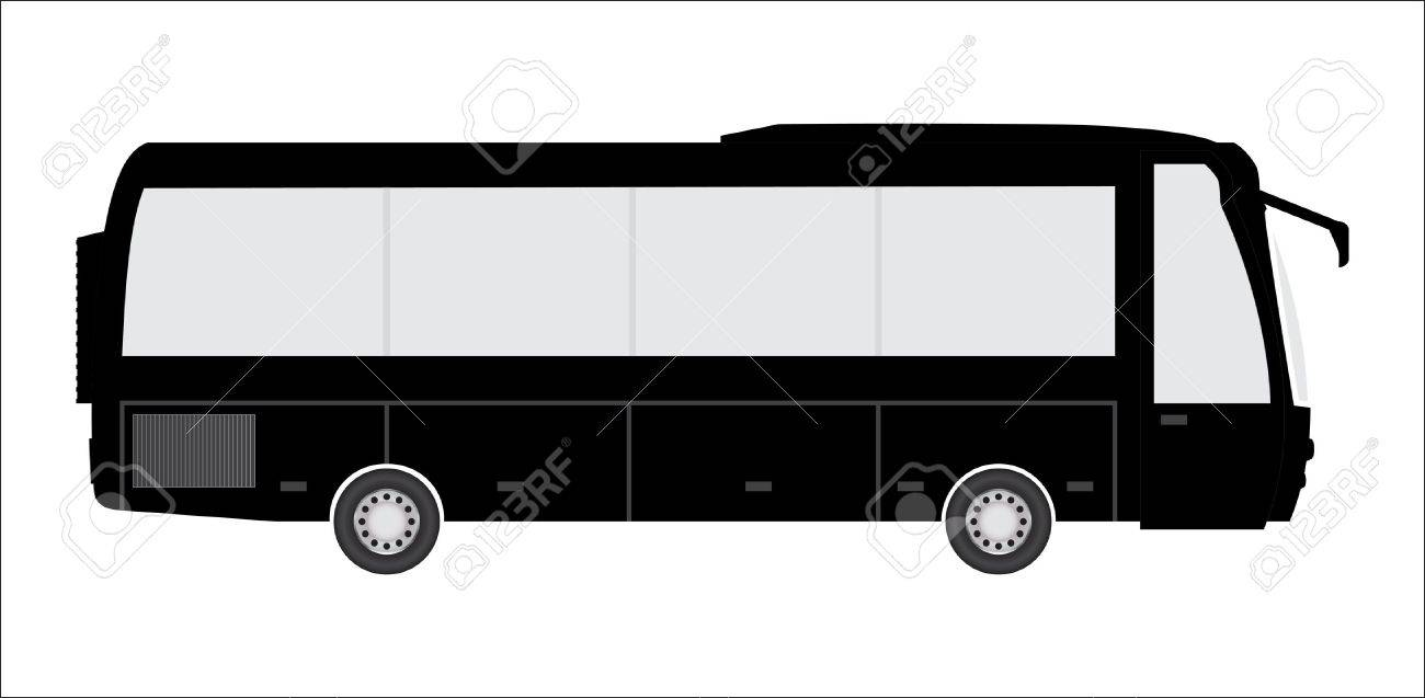 tourist bus with special design Stock Vector - 17957758