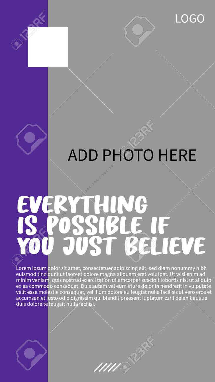 simple social media story design - 169827861