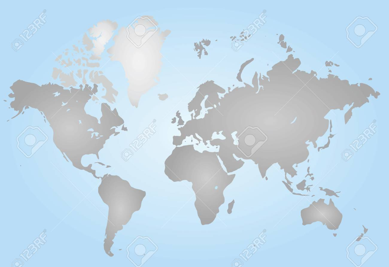 World map vector royalty free cliparts vectors and stock world map vector stock vector 66667966 sciox Images
