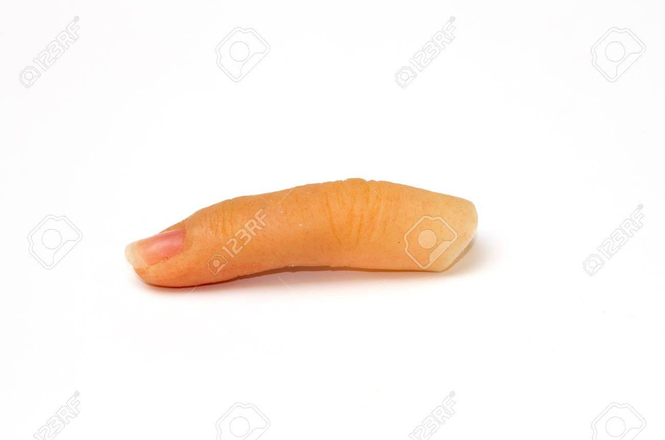 finger prosthetic ,index finger prosthetic Stock Photo - 13983670