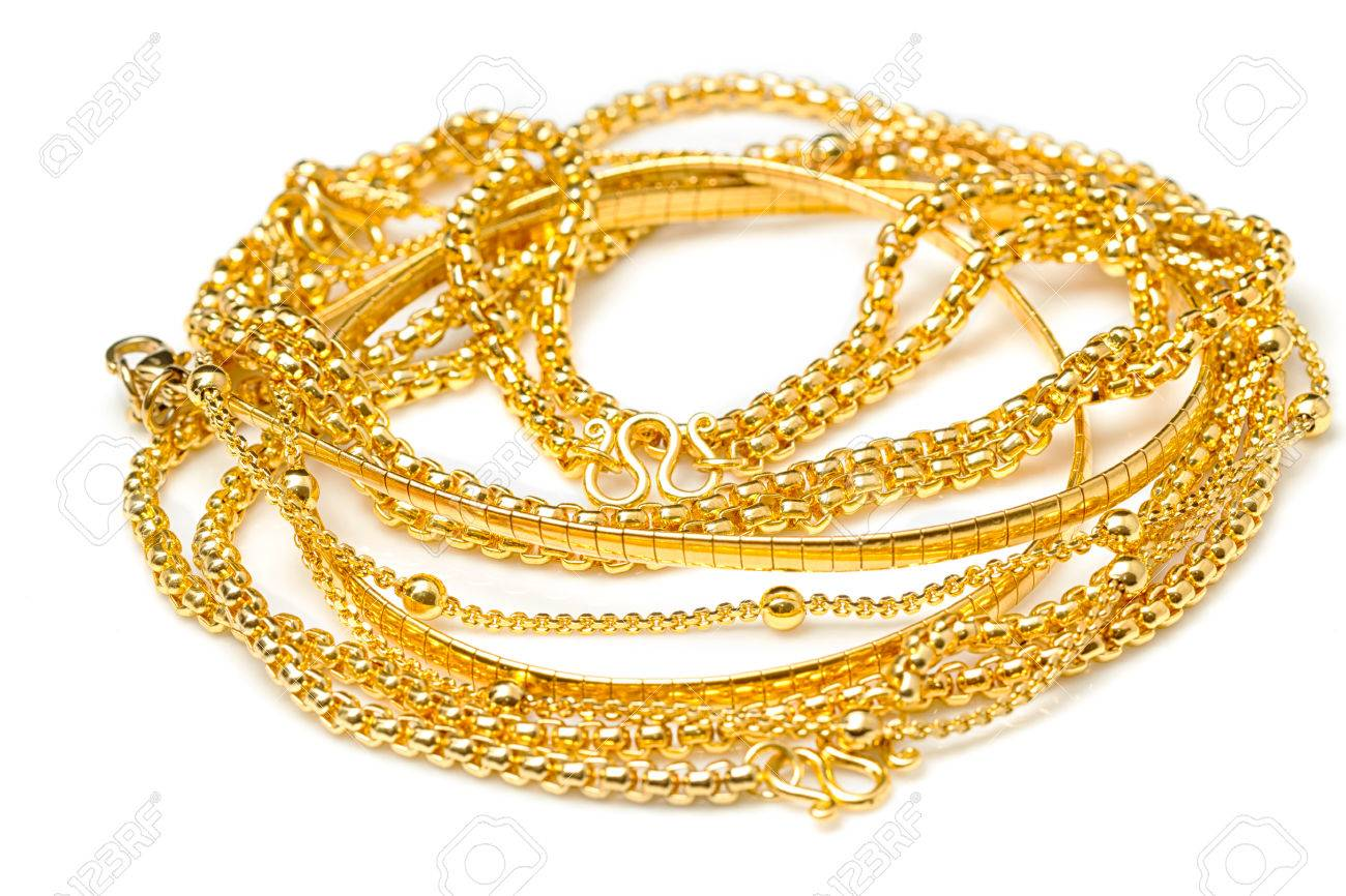 Jewellery Gold pile recommendations dress in winter in 2019