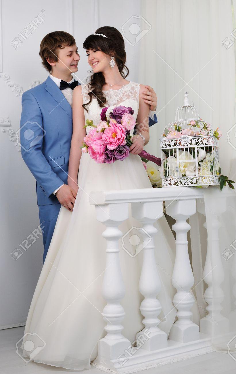 Wedding Dress Accessories.Close Up Of Beautiful Woman And Man Wedding Dress Wedding Accessories
