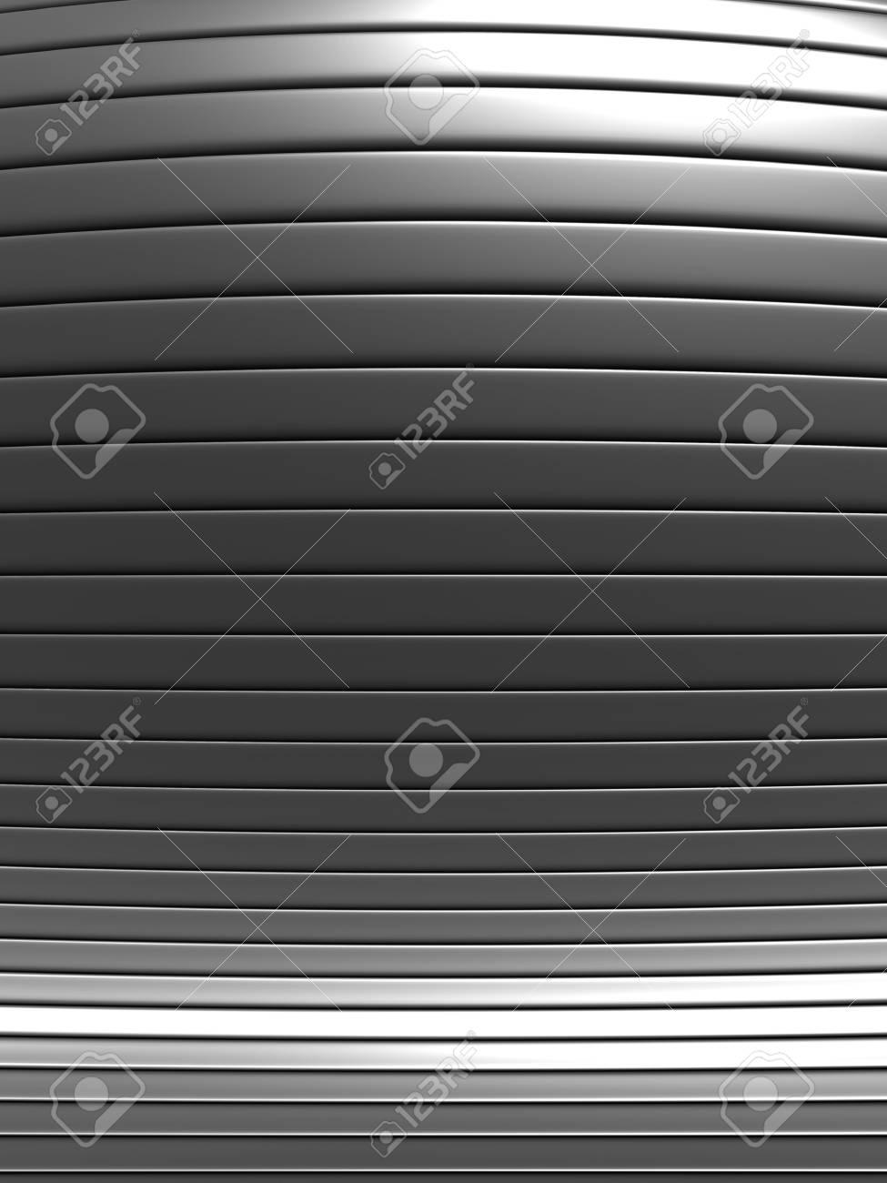 Aluminum abstract silver pattern background 3d illustration Stock Illustration - 7922687