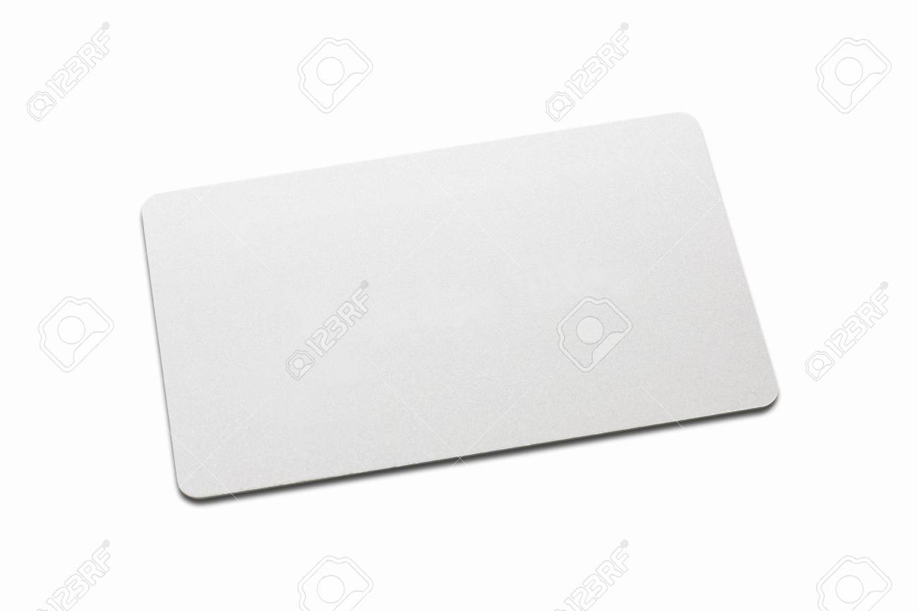 Top view of blank white business card mockup with rounded corners stock photo top view of blank white business card mockup with rounded corners on white background used for design as calling card credit namecard reheart Image collections