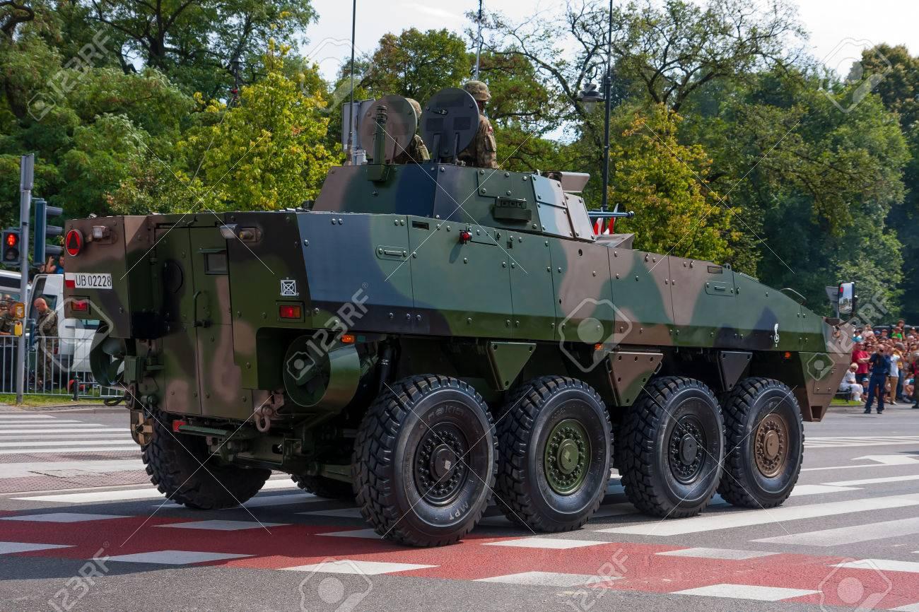 Wheeled Armored Vehicle ROSOMAK, Wolverine - 30884085
