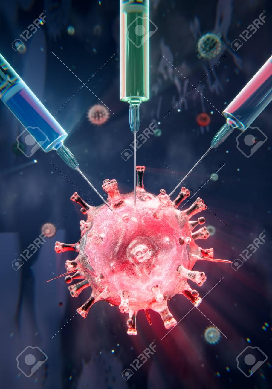 Vaccine dicsovering and engineering laboratory - 89251072