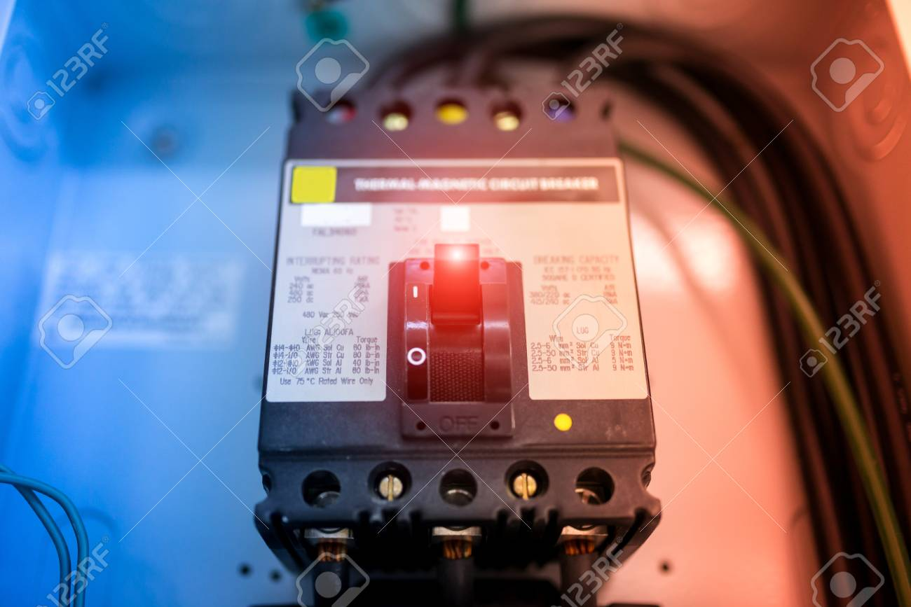 Outdoor Electrical Fuse Box Trusted Wiring Diagram Old Boxes Electric In Soft Light Stock Photo Picture And House