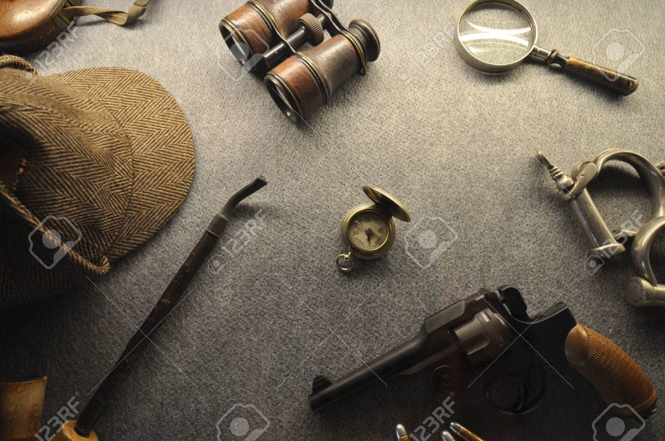The vintage detective collection - 55227874