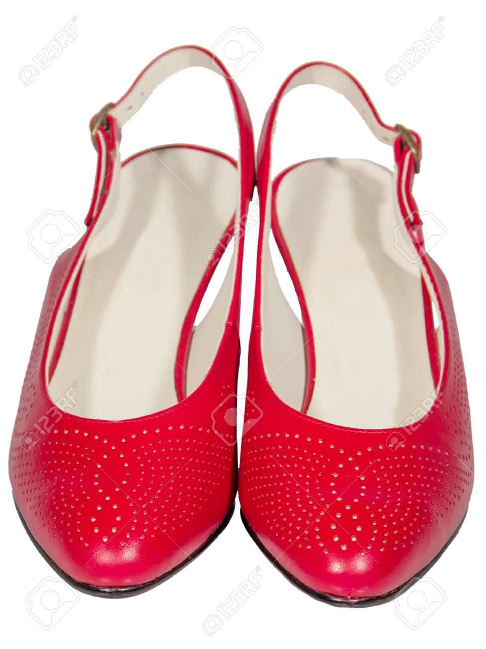 Chaussure Rouge Femme Talon A Talon Chaussure A xeEroQdCBW