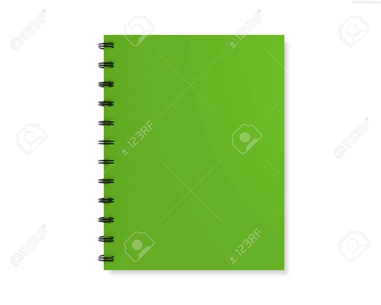 Green book background Stock Photo - 13362087