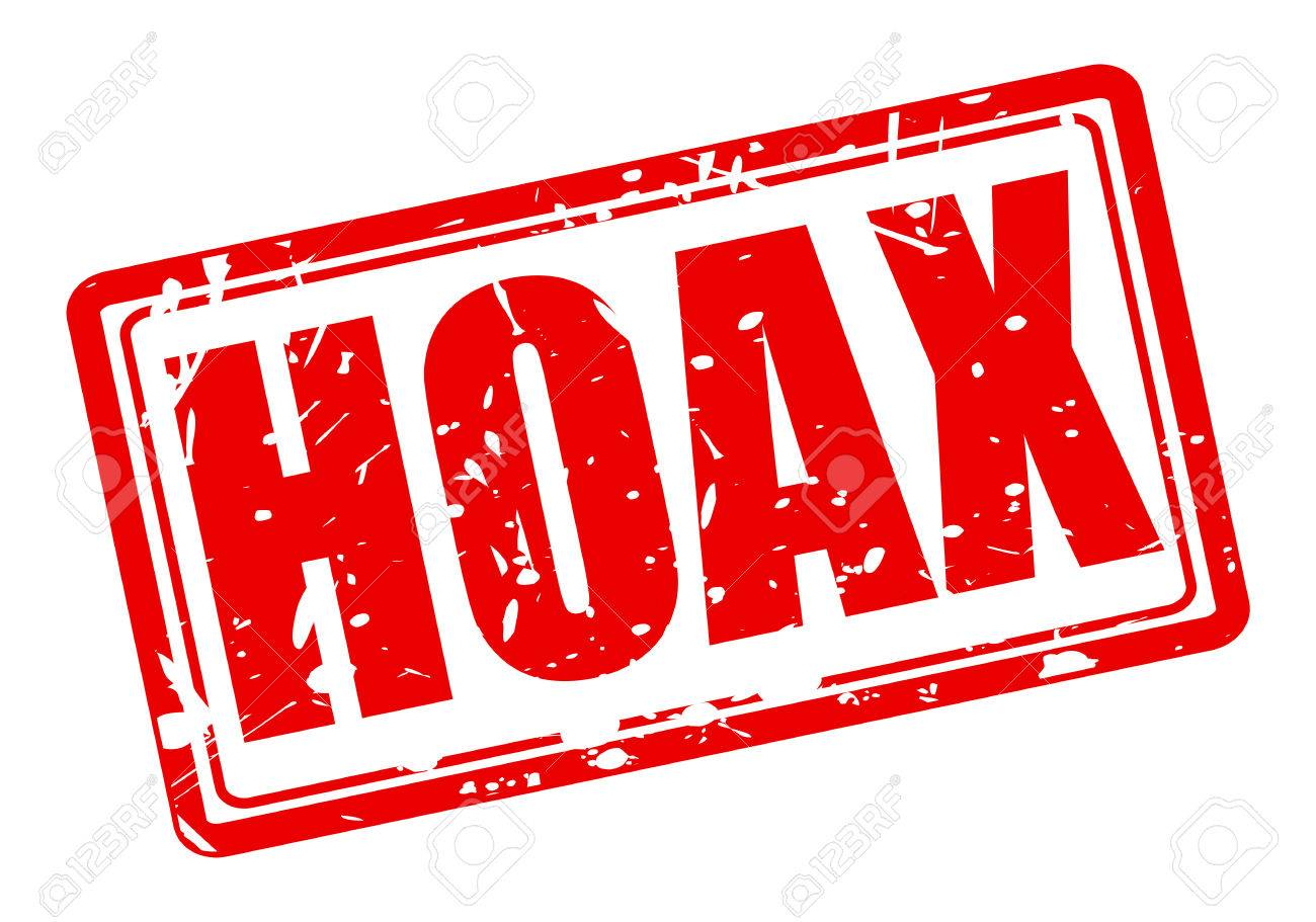 hoax red stamp text on white stock photo picture and royalty free
