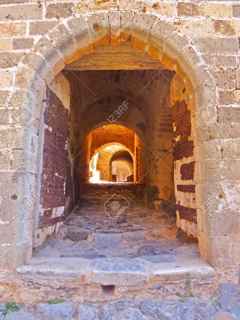 Fortress in Napfilion Stock Photo - 80232427