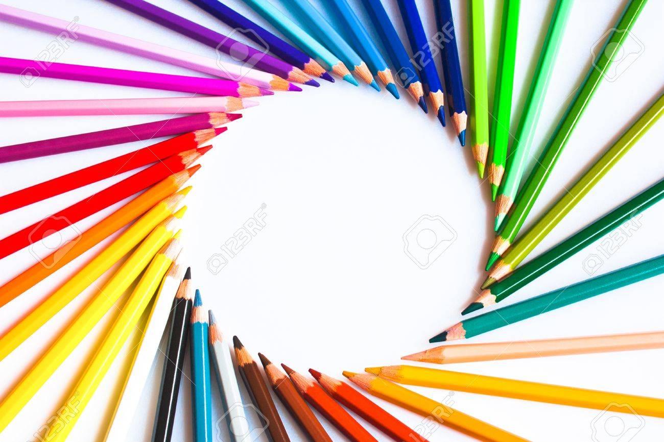 Coloured pencils - 12291730