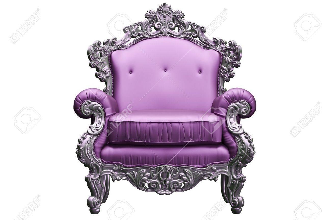 baroque armchair Stock Photo - 16499984