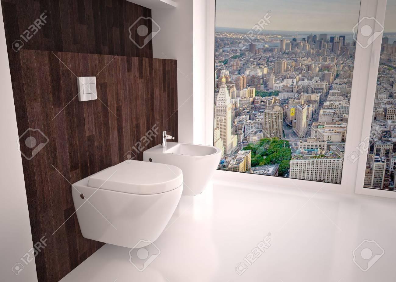 Modern inredning badrum i hus, lägenhet royalty fria stockfoton ...