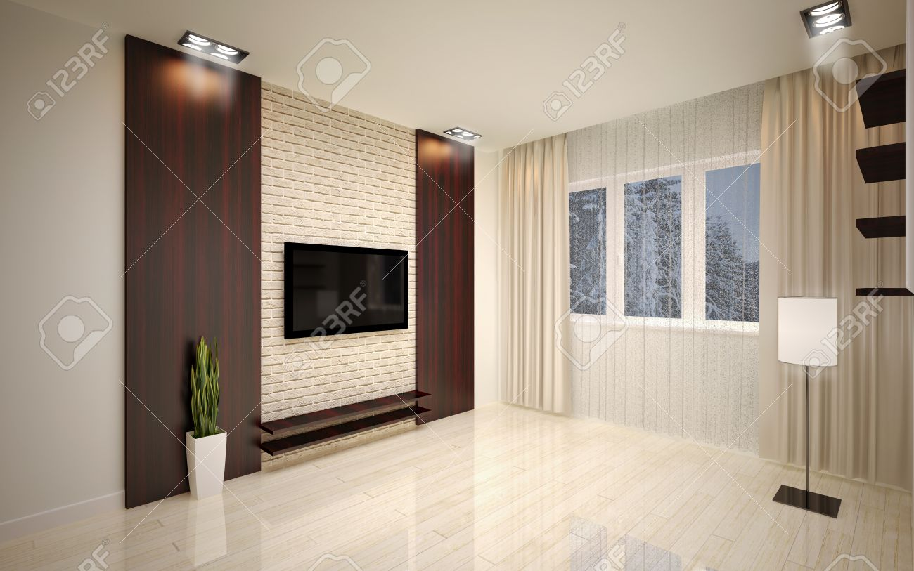 Modern living room bright beige shades Stock Photo   24872133Modern Living Room Bright Beige Shades Stock Photo  Picture And  . Living Room Shades. Home Design Ideas