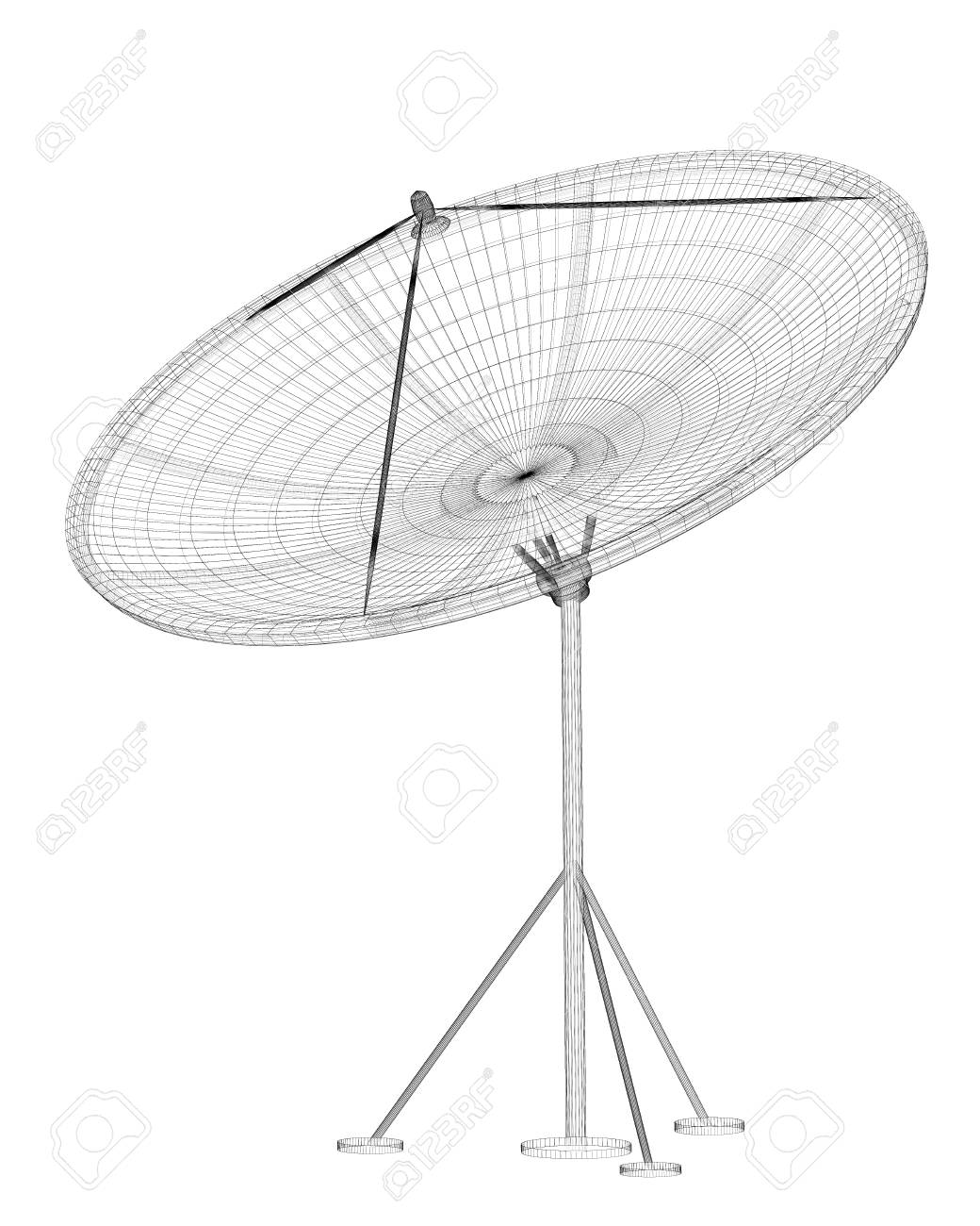 satellite tracking system satellite dish on the background stock Satellite Dish Clip Art satellite tracking system satellite dish on the background stock photo 59883150