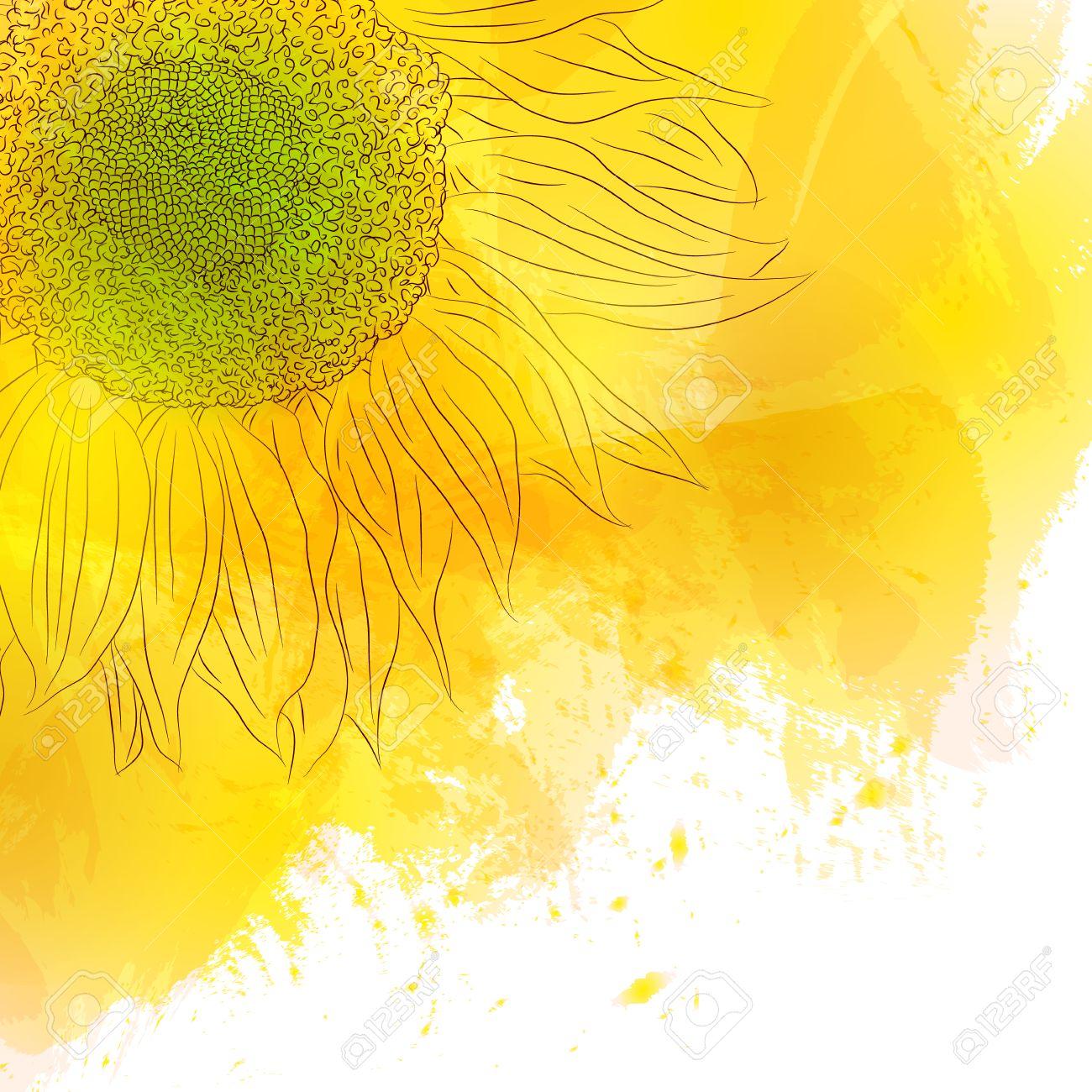 Einladungskarte Sonnenblume – biblesuite.co - Einladungskarte Sonnenblume