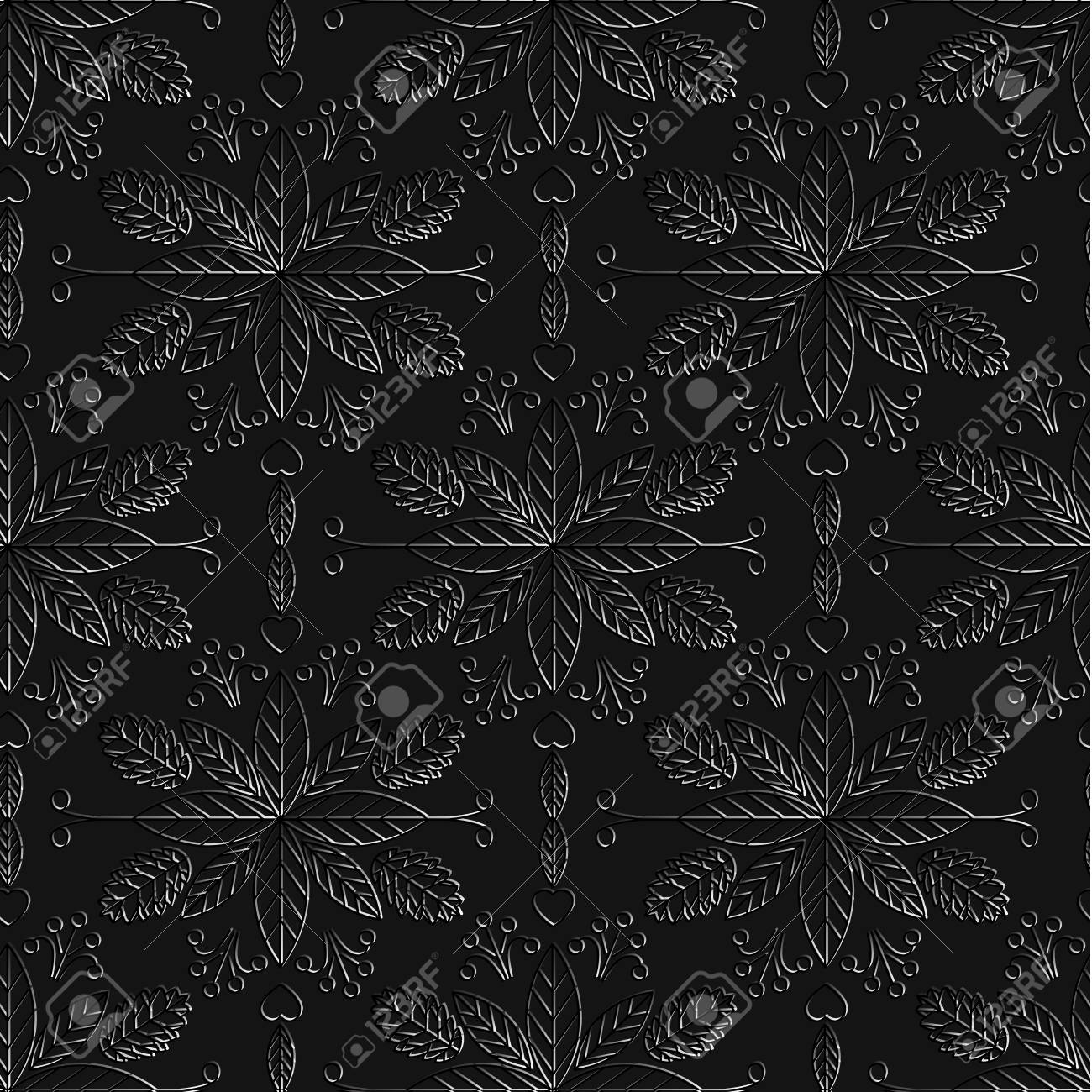 Seamless pattern on a black background luxury ornamental template seamless pattern on a black background luxury ornamental template for your design of jewelry store colourmoves