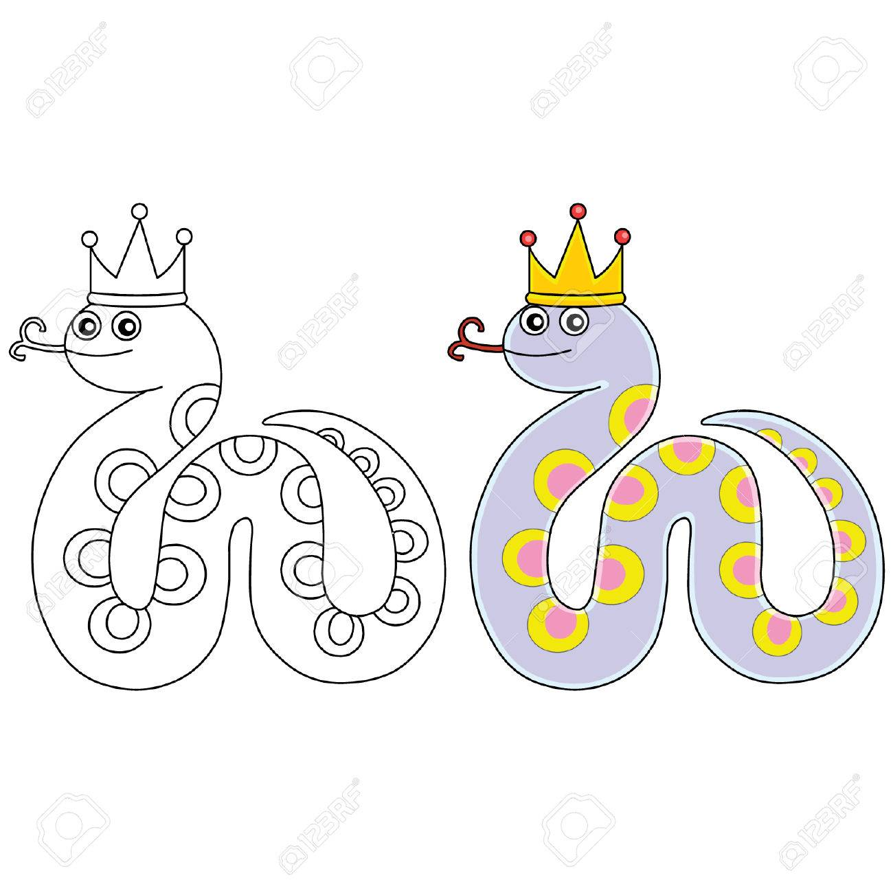 Snake Stock Vector - 2331872