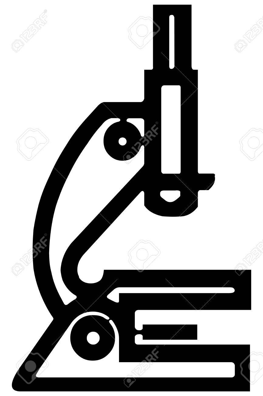 Microscope Stock Vector - 2367923