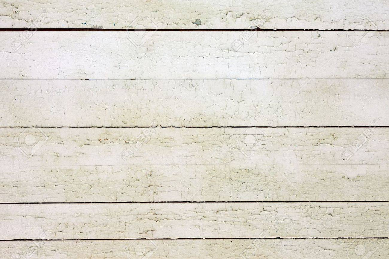 the background of weathered white painted wood Stock Photo - 10346471