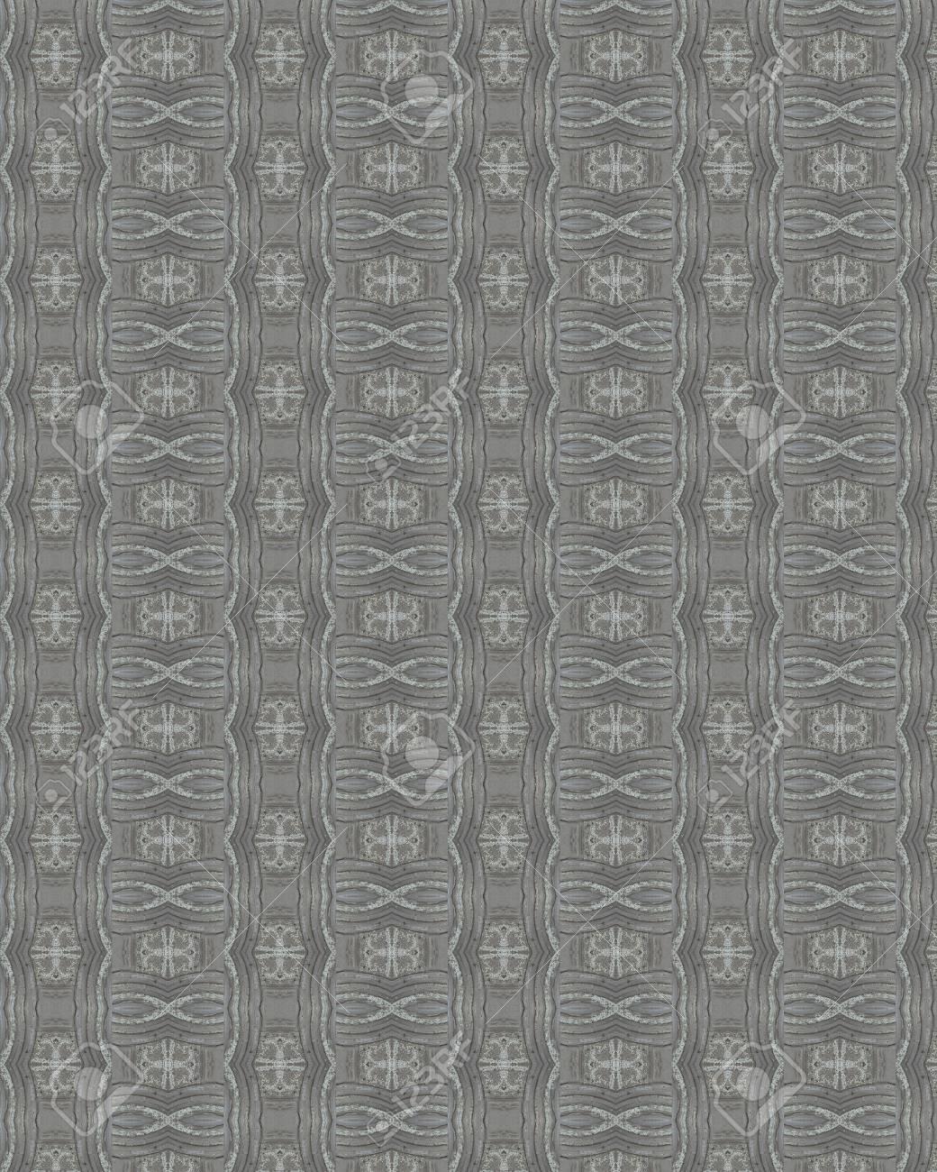 Vintage Shabby Hintergrund Mit Klassischen Mustern Nahtlose Vintage