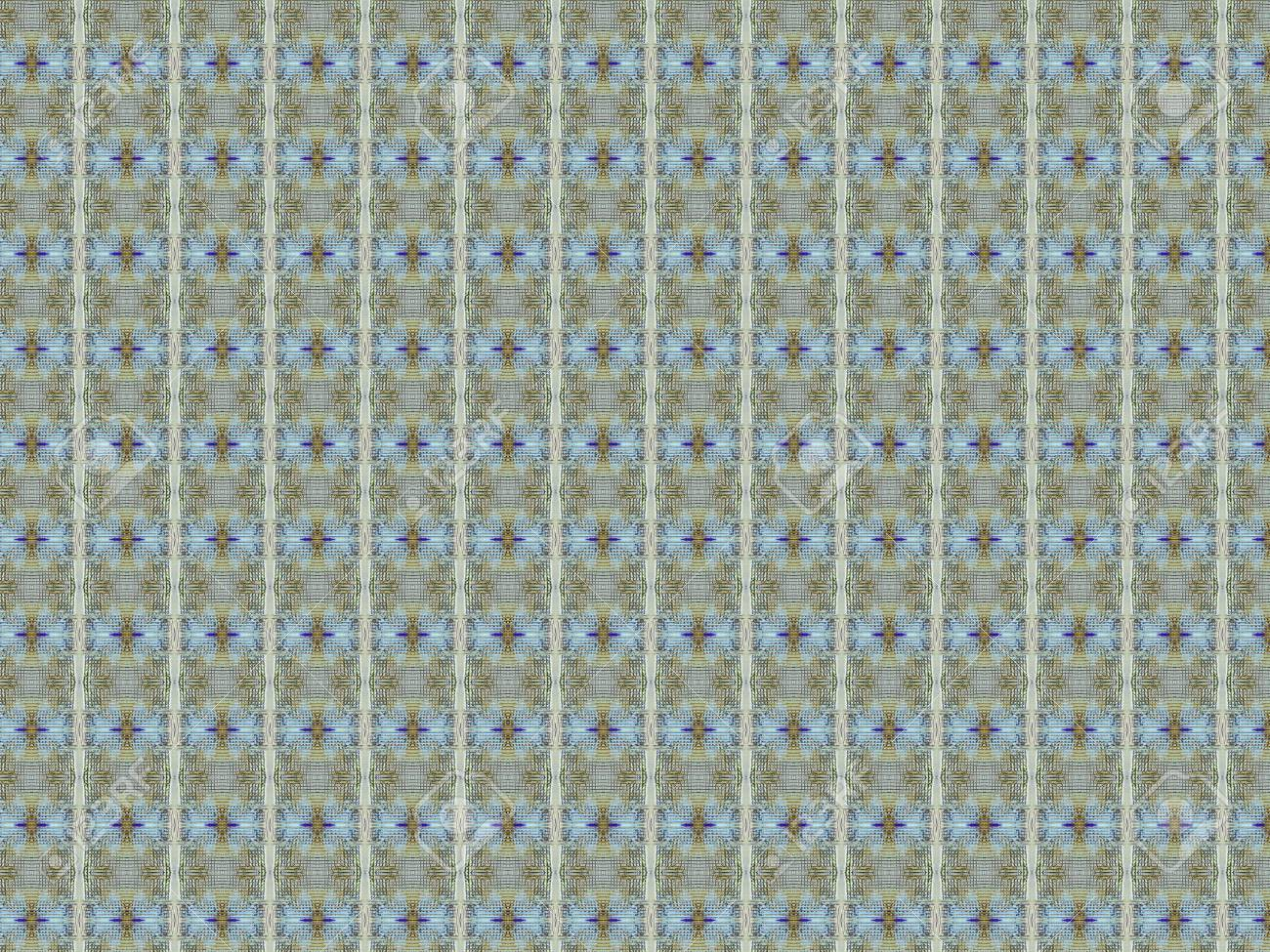 Vintage shabby background with classy patterns  Geometric or floral pattern on paper texture in grunge style Stock Photo - 17204839