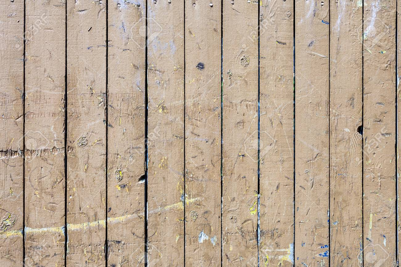 Yellow WooYellow Wooden Plank den Plank Stock Photo - 23072757