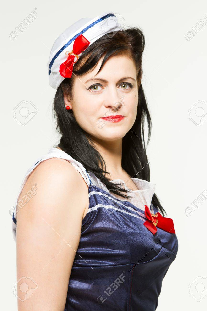 31328ee8f5d Woman in 1950 s Pin Up Style Stock Photo - 18061018