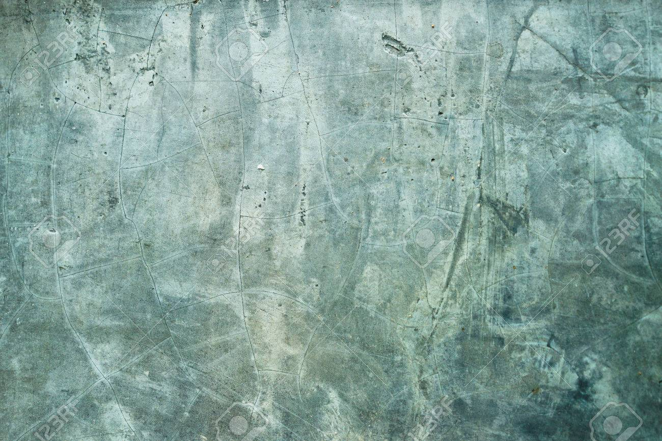 Grunge Dirty BackgroundRough WallpaperGreen Tone Filter Color Stock Photo