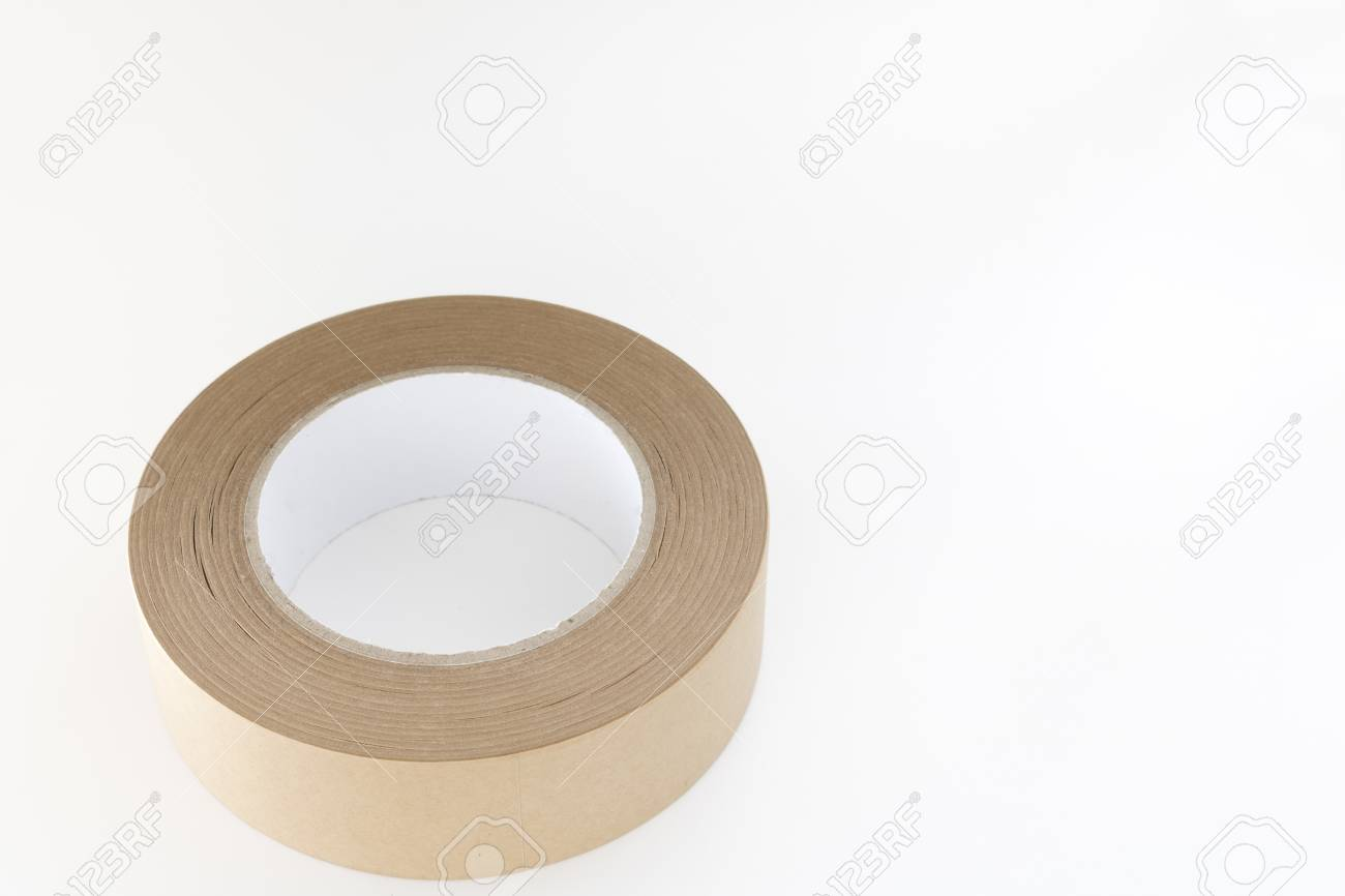 kraft tape alone stock photo picture and royalty free image image