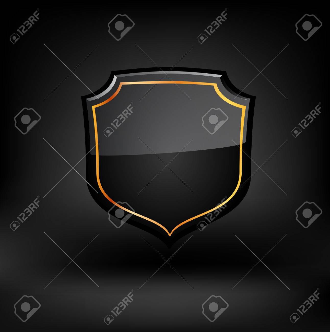Black frame. - 35754521