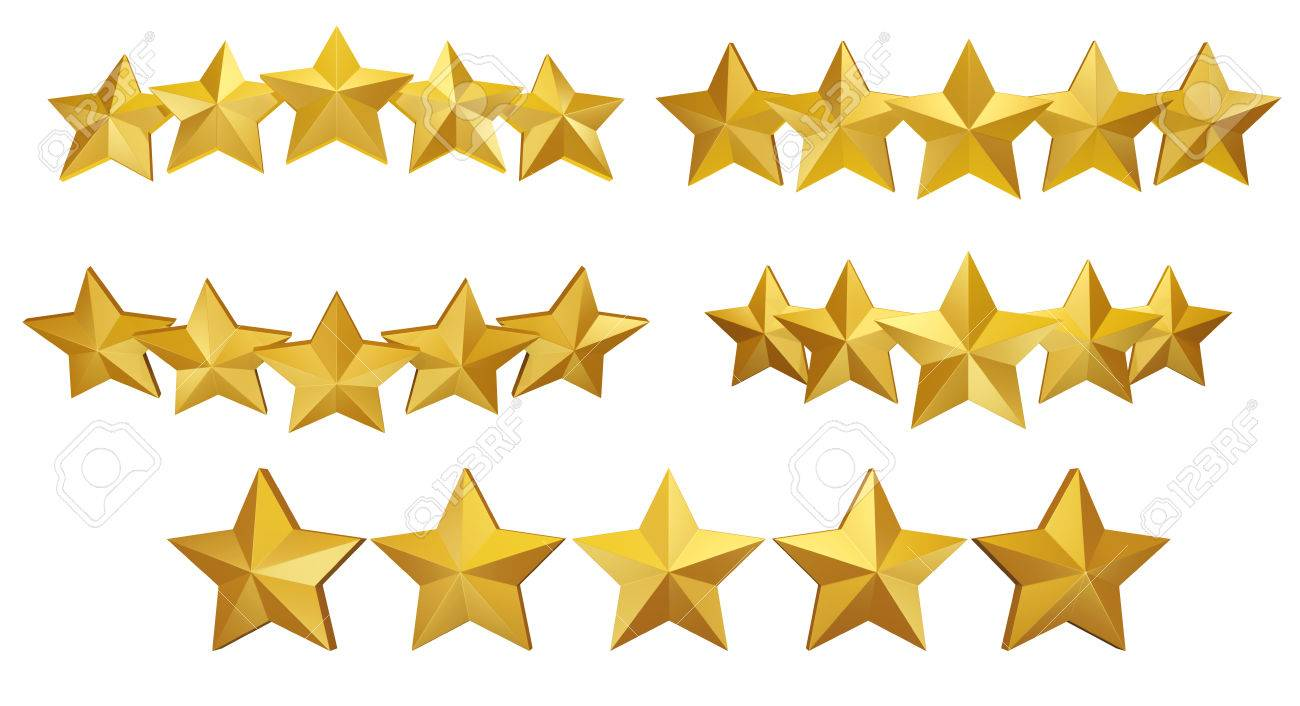 A set of stars, useful graphic to use on websites - 31395557