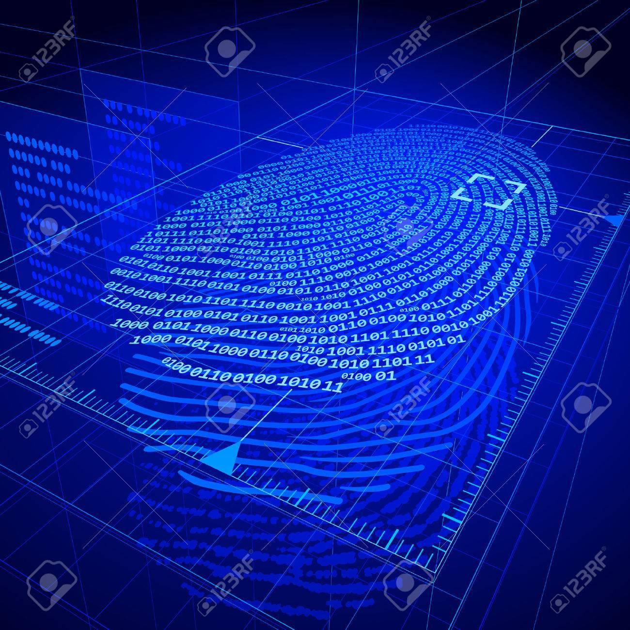 Resultado de imagen de sistema de identificacion digital