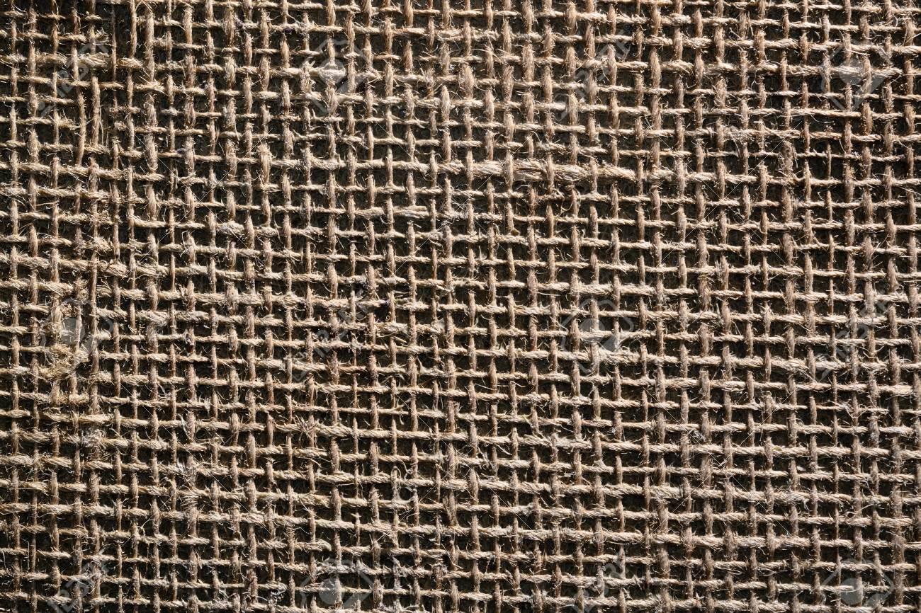 Struktur Der Alten Teppich Weben Faden Close Up Lizenzfreie Fotos