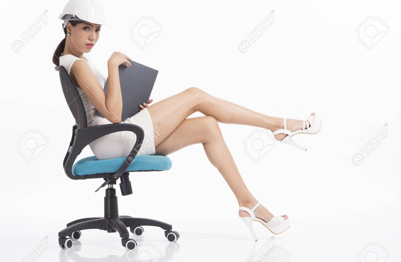 Sexy girls sitting in a chair galleries 110