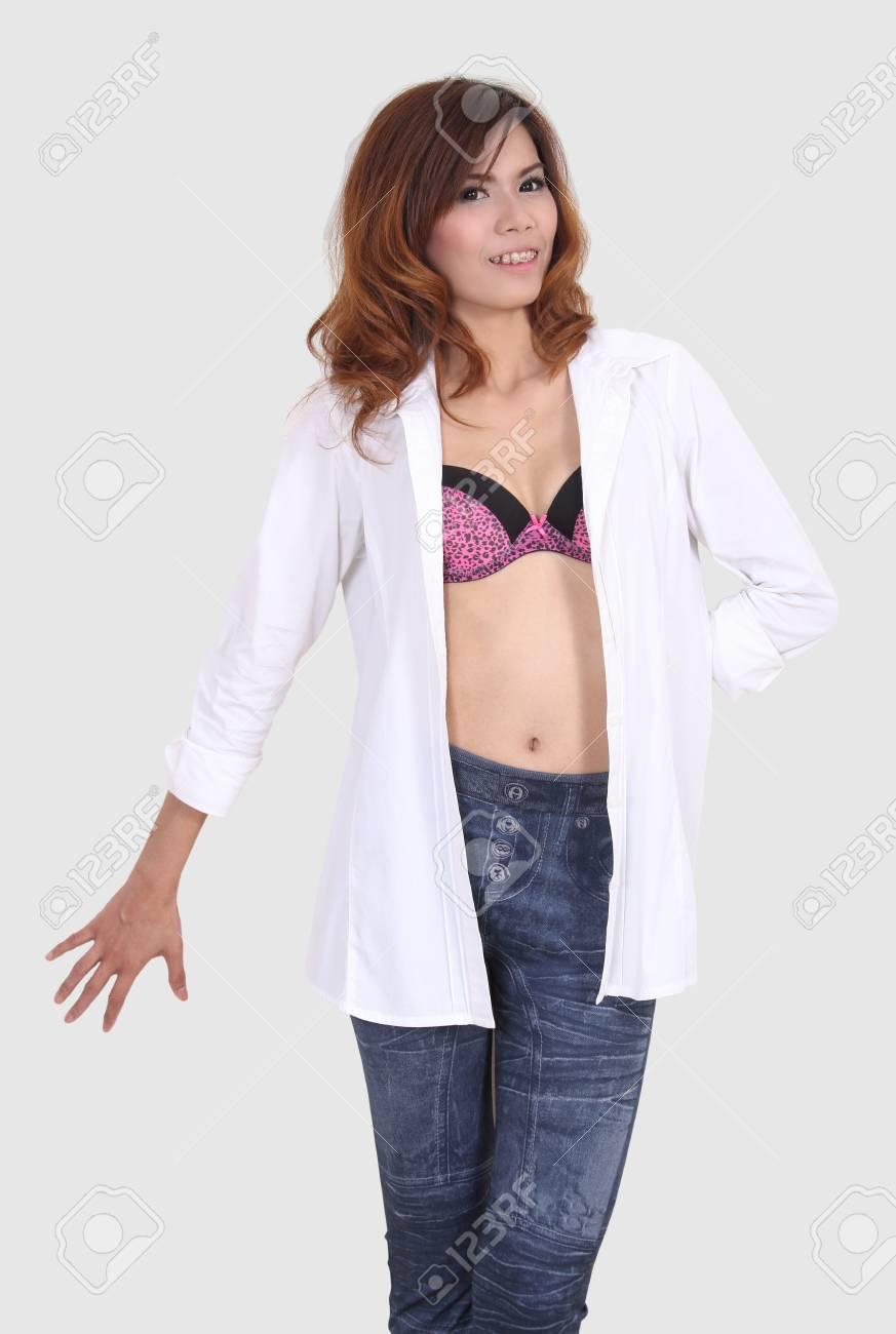 Vaginal musk smell