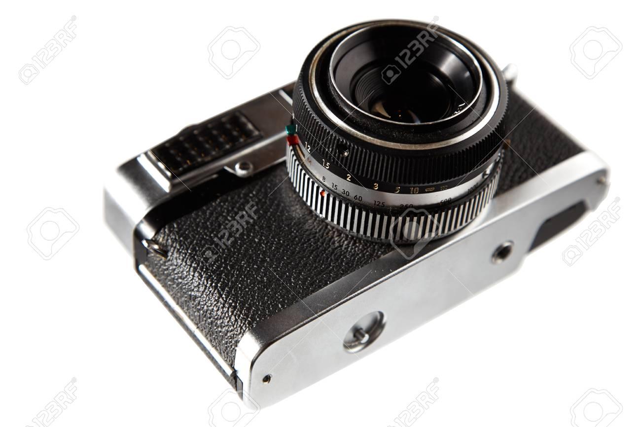 Entfernungsmesser Für Fotografie : Old entfernungsmesser vintage kamera auf weißem hintergrund